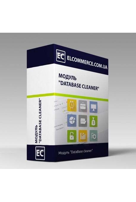"""Модуль """"DataBase cleaner"""""""
